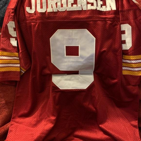 Washington redskins legends SONNY JURGENSEN jersey